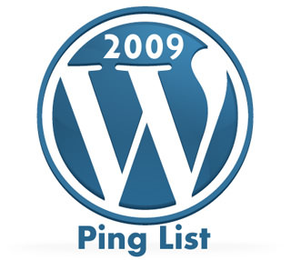 wppinglist wp wordpress ping